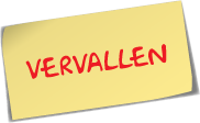 projectstatus vervallen