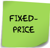 fixed price